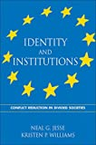 Identity and Institutions, Neal G. Jesse and Kristen P. Williams, 0791464520
