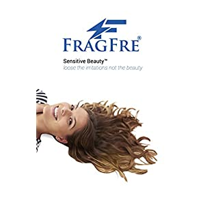 FRAGFRE Styling Gel - Fragrance Free Hypoallergenic Sulfate Free Parabens Free Hair Styling Gel for Sensitive Skin 8 oz Gluten Free Vegan Cruelty Free for Men Women and Children