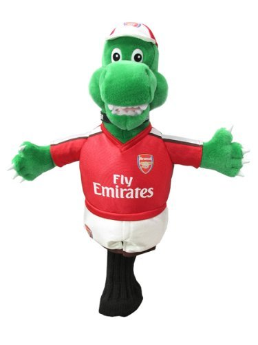 Arsenal FC. Mascot Golf Club Headcover by Arsenal F.C. by Arsenal FC.