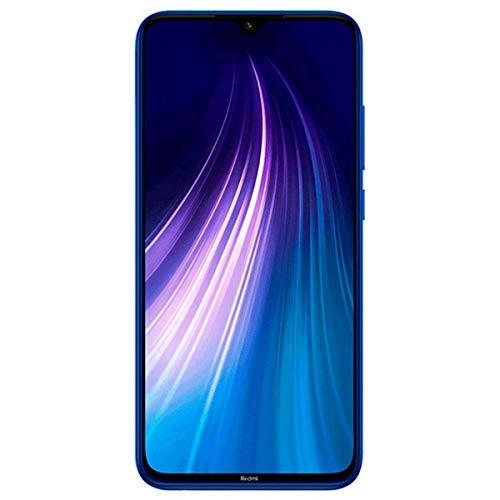 Smartphone Xiaomi Redmi Note 8 4GB Ram Tela 6.3 64GB Camera Quad 48+8+2+2MP - Azul
