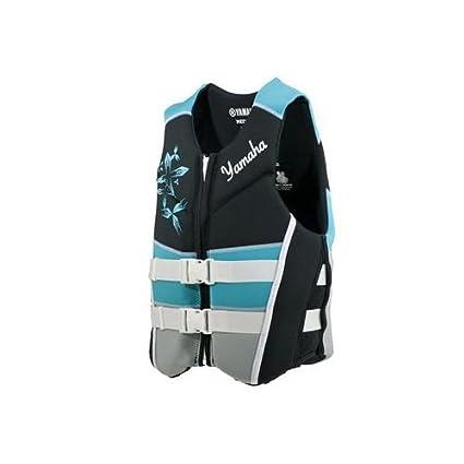 Amazon Com Oem Women S Yamaha Neoprene 2 Buckle Life Jacket Vest