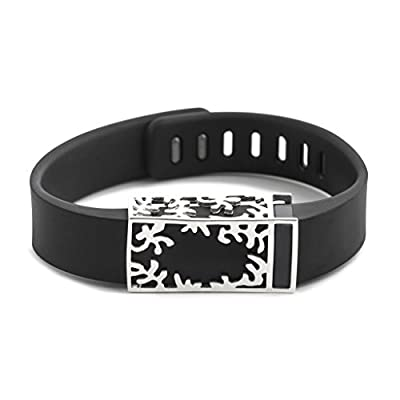 sterling silver Matisse slide for Fitbit Flex