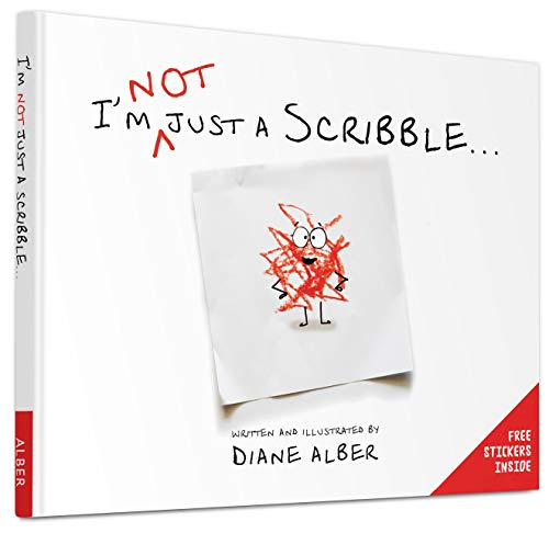 I'm NOT just a Scribble... -