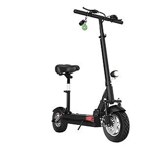 41C2A244okL. SS300 Scooter elettrico TYXTYX Adulti Monopattino Elettrico,Display LCD,55 km di autonomia, Pieghevole, Potente Motore da 500W…