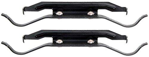 ACDelco 18K1180 Professional Front Disc Brake Caliper Damping ()