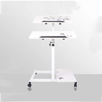 Zhuozi FUFU Tische Multi-Funktions-Mobile Stehend Schreibtisch ...