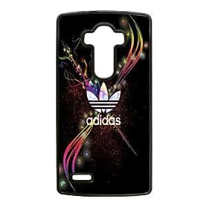 LG G4 Cell Phone Case Black adidas logo KG4533317