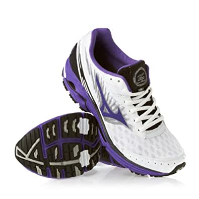 Mizuno Lady Wave Rider 16 Running Shoes - 6 - Purple