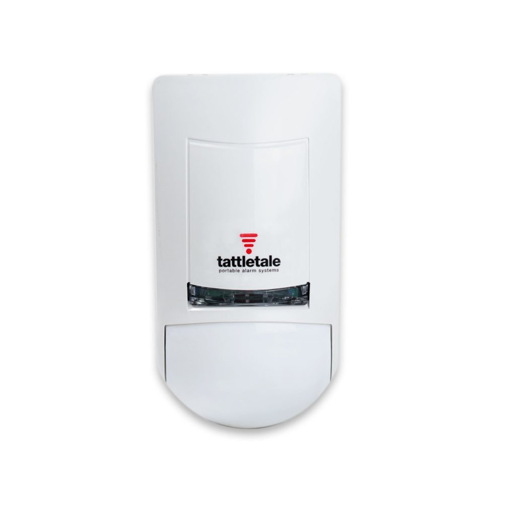tattletale Portable Alarm Systems, High Performance Indoor Motion