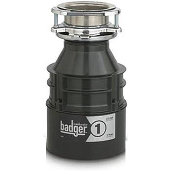 InSinkErator Badger 1, 1/3 HP Household Garbage Disposal