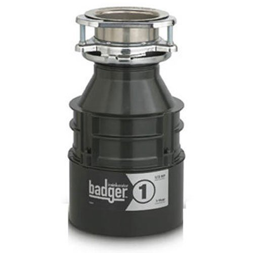 InSinkErator Badger 1 Garbage Disposal Review