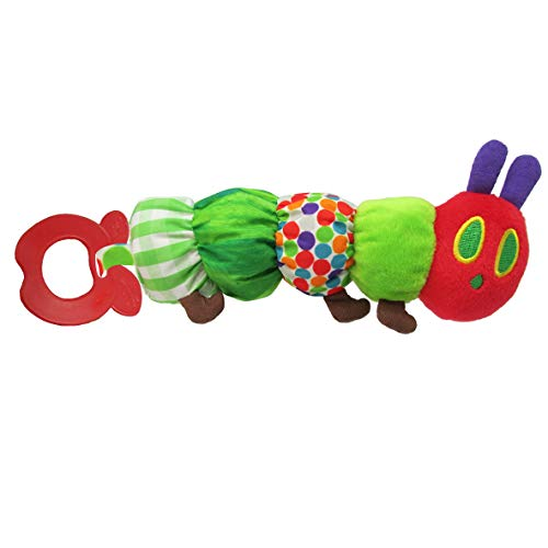 (World of Eric Carle, The Very Hungry Caterpillar Teether)