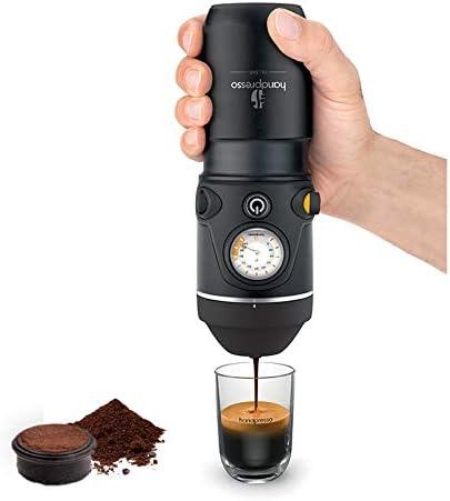 Máquina espresso para el coche - Handpresso Auto: Amazon.es: Hogar