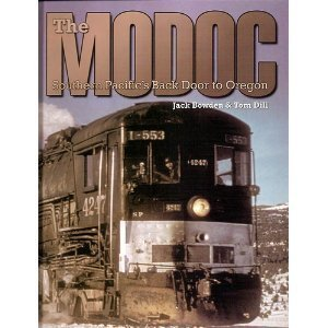 - The Modoc: Southern Pacific's Backdoor to Oregon