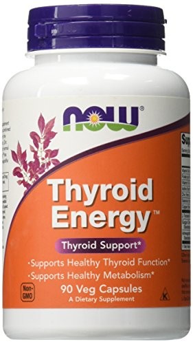 NOW Thyroid Energy,90 Veg Capsules