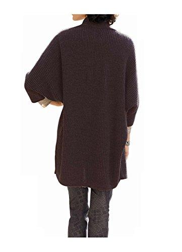 Alba Moda - Cárdigan - para mujer marrón