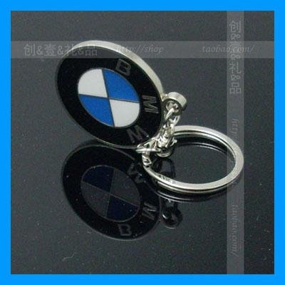 Exdiag New BMW 3D keychain Chrome