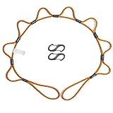 LoopRope 5LRO-C-C Orange 5' Tie Down