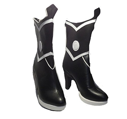 Kurumi Cosplay Costume - Date A Live Tokisaki Kurumi cosplay costume Boots Boot Shoes Shoe