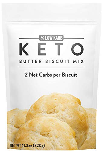 Low Karb Keto Biscuit Mix Review