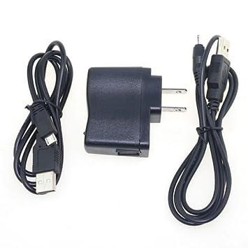 Amazon.com: Accessory USA - Cable de datos y cargador DC ...