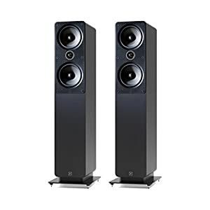 Q Acoustics 2050i Floorstanding Speaker Graphite Amazon