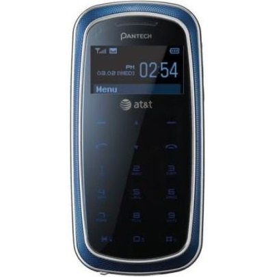 Pantech Impact P7000 Blue AT&T Cell Phone