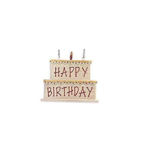 Happy Birthday Cake Arrow (11h Sign)