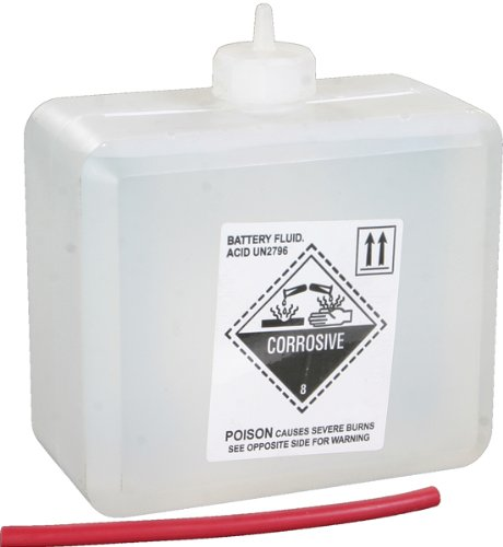 WPS Non-Sealed Battery Electrolyte Pack - 850cc 850CC CONV (Battery Additive)