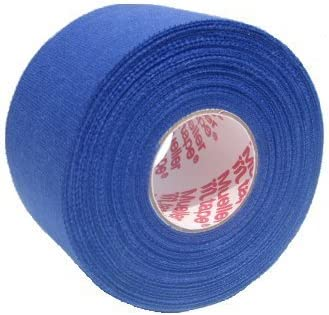 6 Rolls Blue M-Tape Colored Athletic Tape