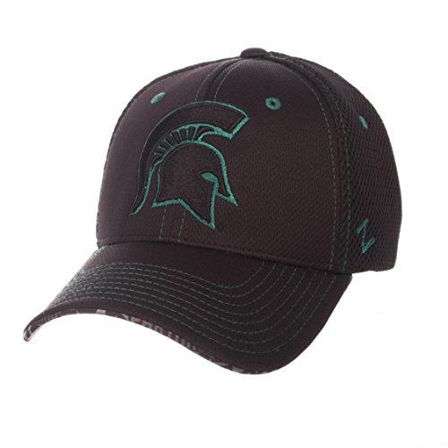 State Spartans Men's Undertaker Hat, X-Large, Black ()