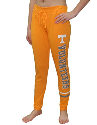 (TENNESSEE VOLUNTEERS Womens NCAA Lounge / Yoga Pants S Orange)