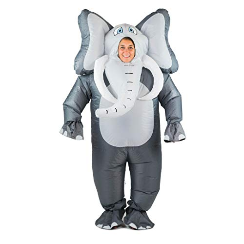Bodysocks Inflatable Elephant Full Body Costume -