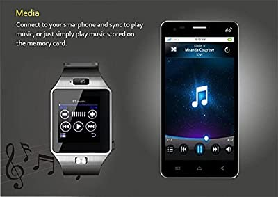 Bluetooth Smart Watch WristWatch U8 UWatch Fit for Smartphones IOS Apple iphone 4/4S/5/5C/5S Android Samsung S2/S3/S4/Note 2/Note 3 HTC Sony Blackberry