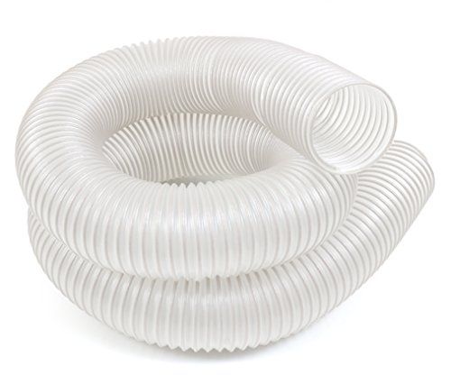 WEN 28200 Universal Dust Extractor Hose, 4-Inch x 10-Feet