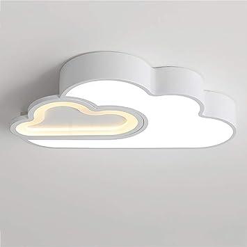Iluminación de techo DD Lámpara LED para Niños, Acrílico ...