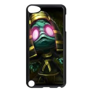 ipod 5 phone case Black League of Legends Amumu POL2876207
