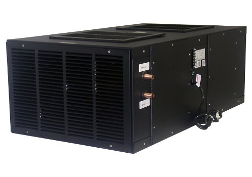 Wine Guardian D200 – 2 Ton (3,000 – 5,500 Cu. Ft.) Water-Cooled Wine Cellar Cooling System