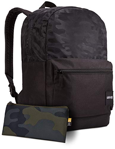 Mochila Case Logic Founder CCAM2126 Black Camo (3203858)