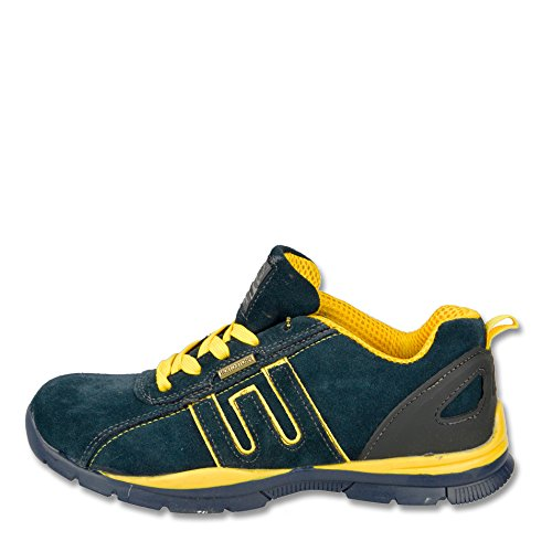 Kick Footwear - Groundwork - Scarpe Unisex Adulto, Scarpe antinfortunistiche uomo Marina