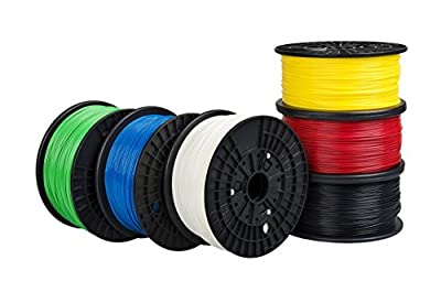 Print-Rite 3D Printer Filament PLA 1.75mm Spool - 1 kg