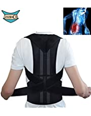 Back Posture Corrector Brace for Women, Men & Teens,Upper and Lower Back Pain Relief