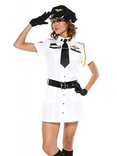 PINSE (Mile High Captain Costume)
