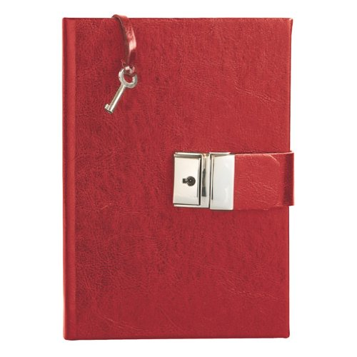 Eccolo Leather 7 Inch Locking Journal