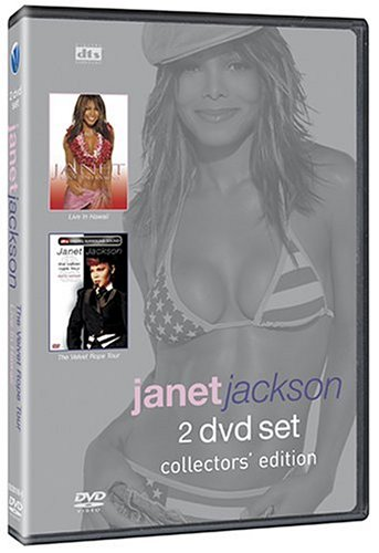 Janet Jackson Collector's Edition (Velvet Rope Tour/Live in Hawaii) by Eagle Rock Ent