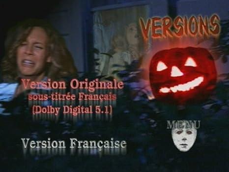 couleurs harmonieuses 60% pas cher obtenir pas cher Halloween - La nuit des masques: Amazon.ca: DVD