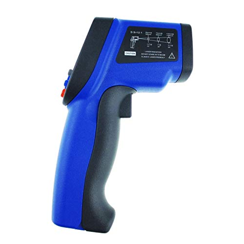 Instrument Infrared Thermometer Instant-Read Measuring Range -50~950℃ (-58~1742℉), Industrial Chemicals Machinery Cooking Household Used by DANOPLUS