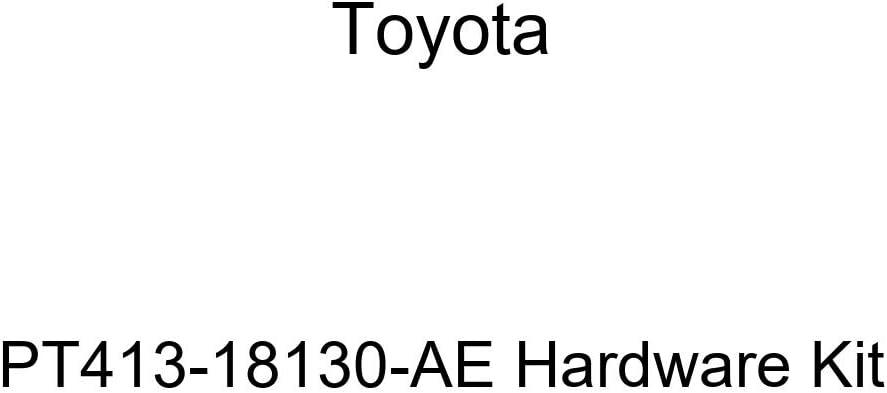 Genuine Toyota PT413-18130-AE Hardware Kit