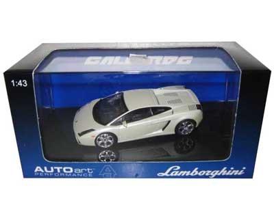 AUTOart 1/43 (weis) Lamborghini Gallardo (weis) 1/43 32cf4d