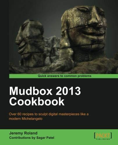 - Mudbox 2013 Cookbook
